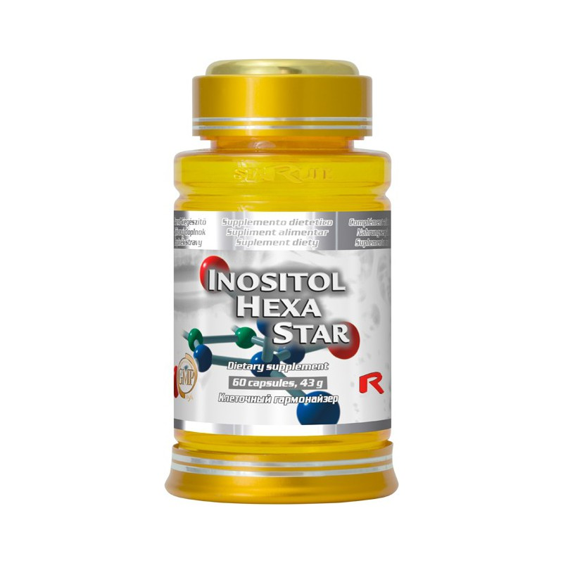 Starlife Inositol-Hexa Star 60 tablet