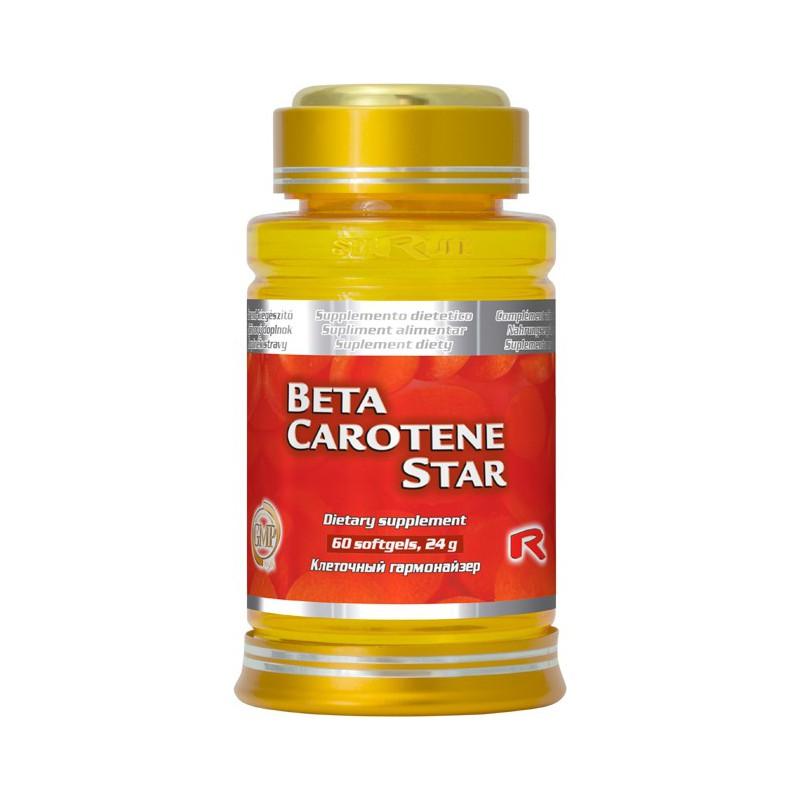 Starlife Beta Carotene Star 60 tobolek