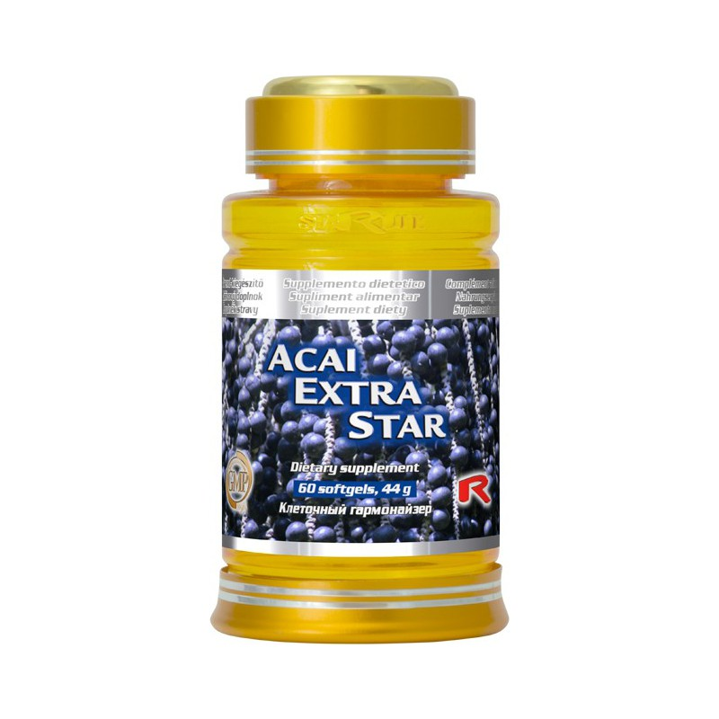 Starlife Acai Extra Star 60 tobolek
