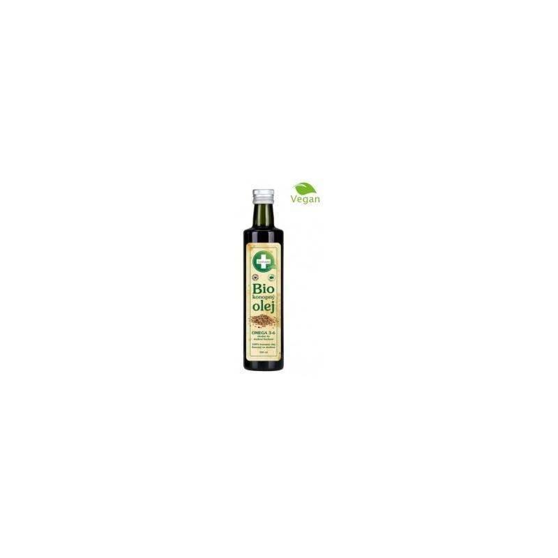 Annabis Bio konopný olej 500ml
