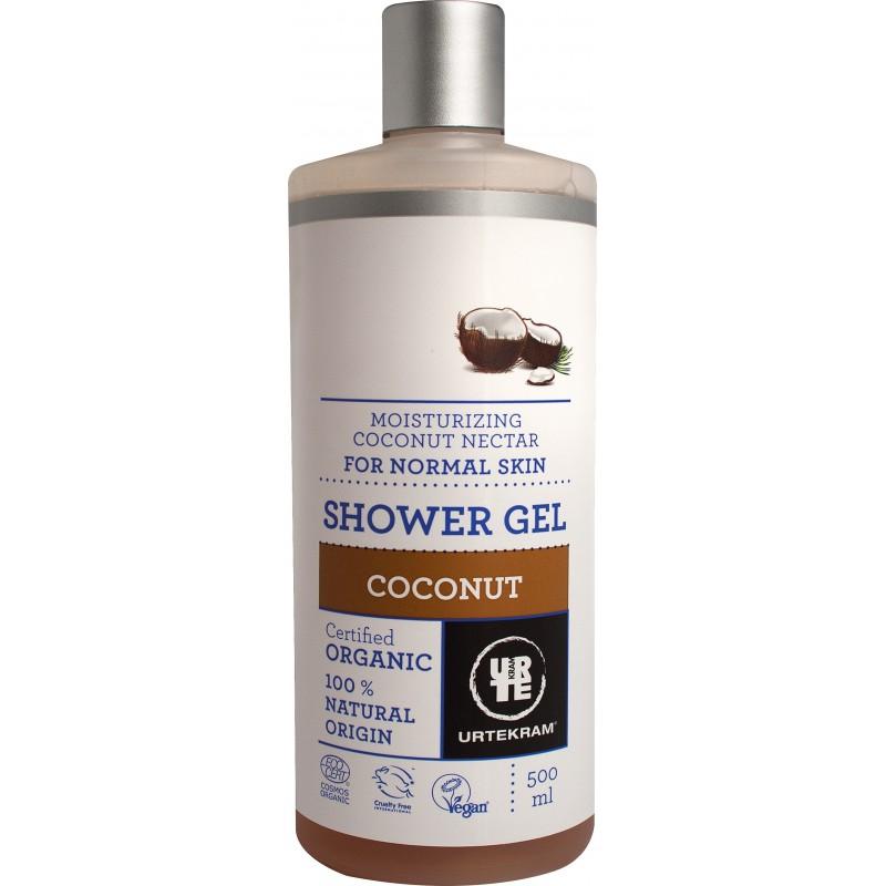 Urtekram BIO sprchový gel Kokos 500 ml