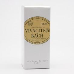 Les Fleurs de Bach Parfémová voda energetizující, Vivacités de Bach 115 ml