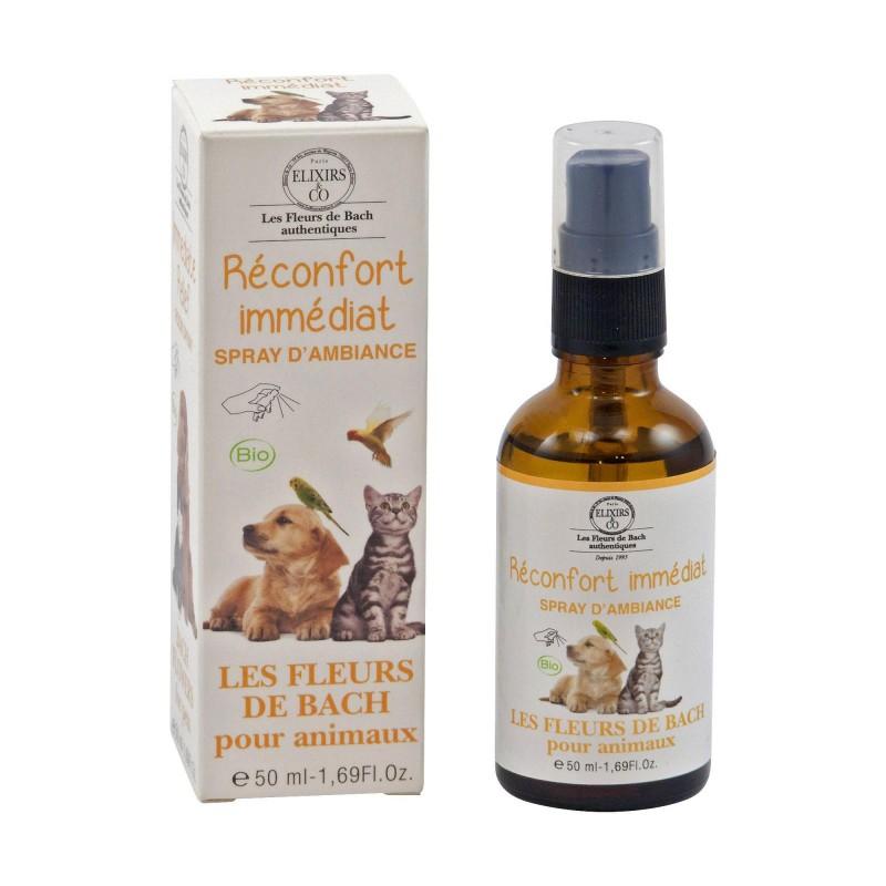 Les Fleurs de Bach Interiérový parfém rychlá pomoc pro zvířátka 50 ml