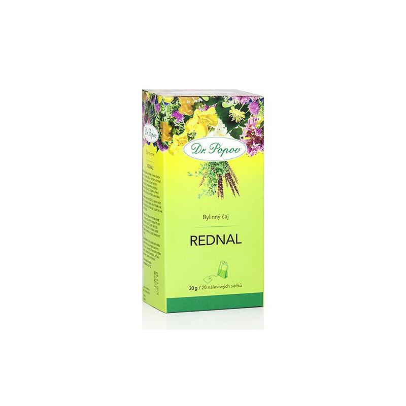 Dr.Popov Čaj Rednal n.s.20 x 1.5 g
