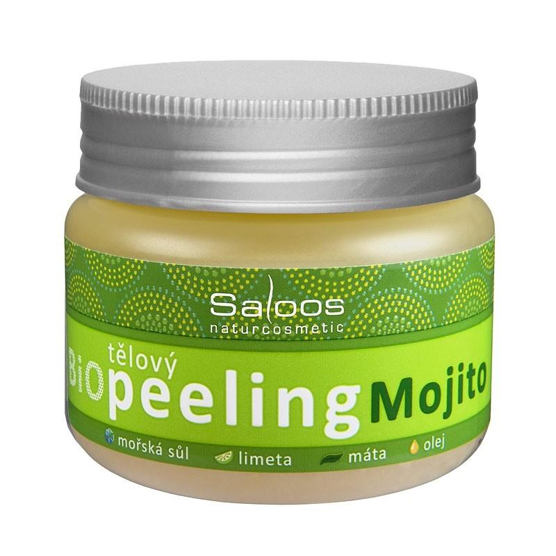 Saloos Saloos Bio tělový peeling Mojito 140 ml