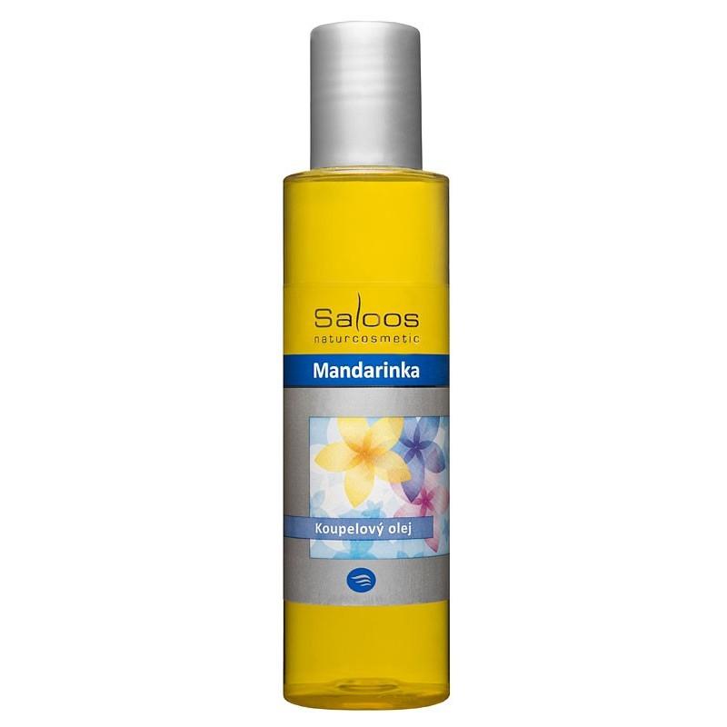 Saloos Saloos Koupelový olej - Mandarinka 125 ml