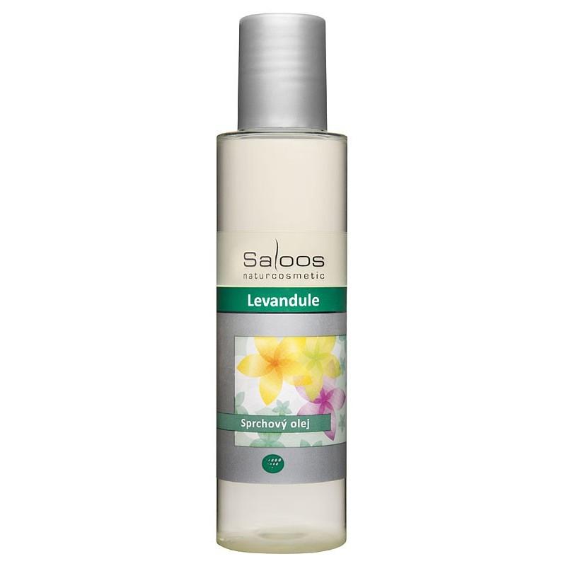 Saloos Saloos Sprchový olej - Levandule 125 ml