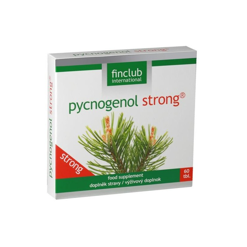 Finclub Fin Pycnogenol Strong 60 tbl.