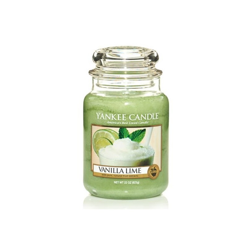 Yankee Candle Vanilla Lime 623 g