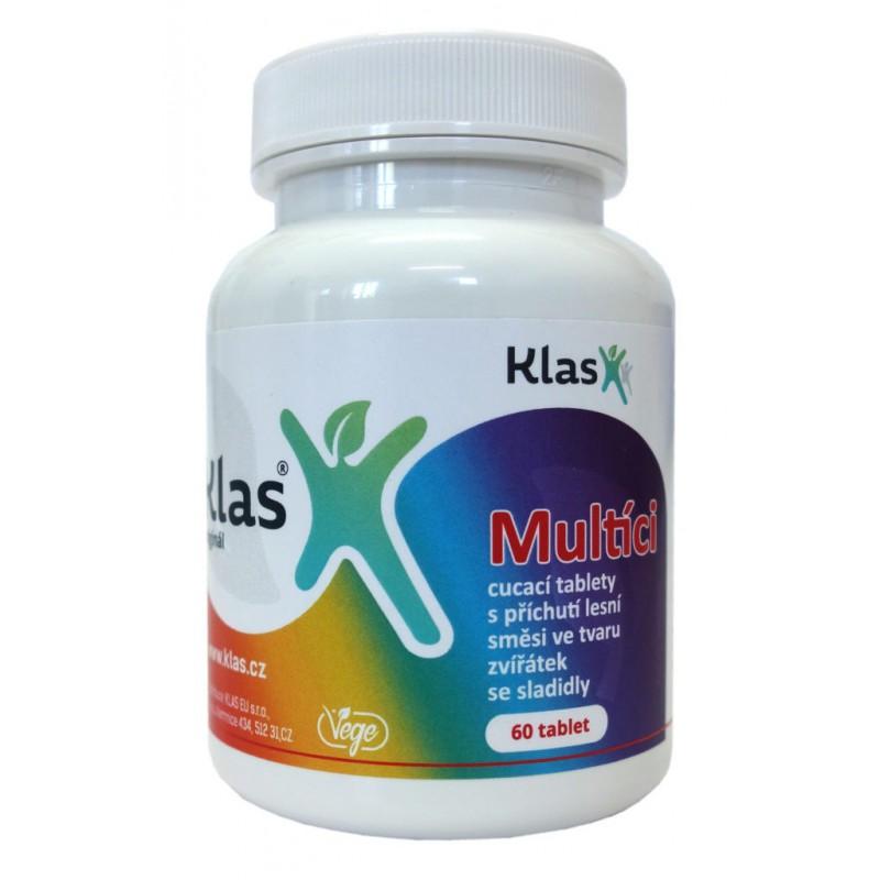 Multíci - cucací tablety 60 tablet