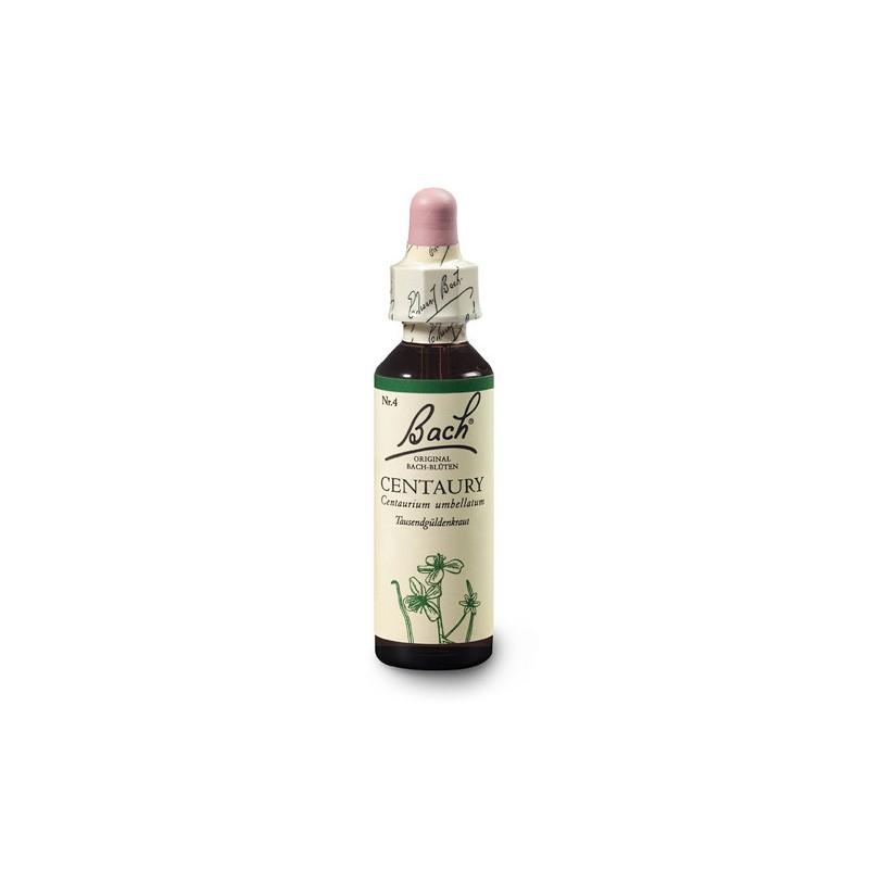 Bachovy květové esence Zeměžluč lékařská Centaury 20 ml