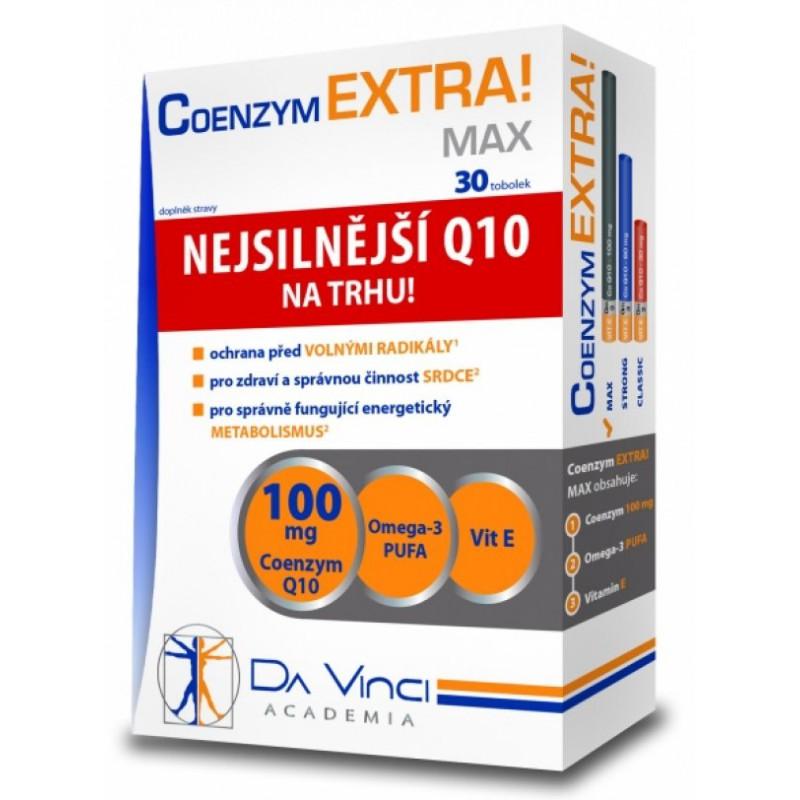 Simply You Coenzym Extra! Max 100 mg 30 tob.