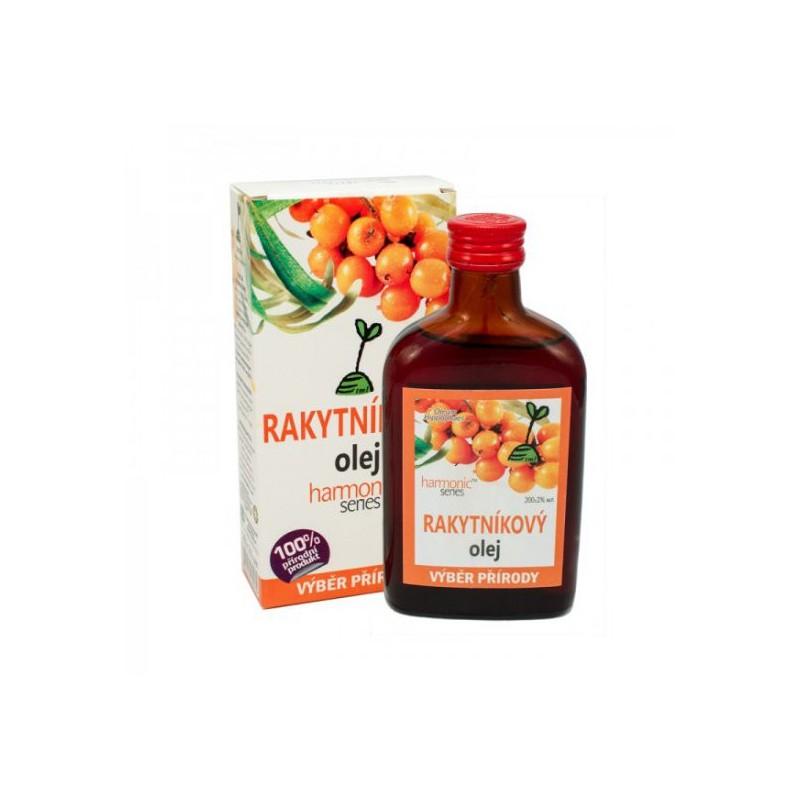 Elit phito Rakytníkový olej 100procent 200 ml