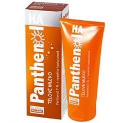 Panthenol HA tělové mléko 7% 200 ml