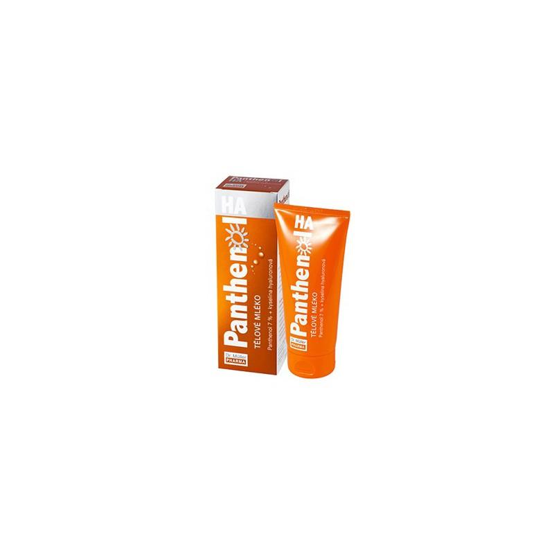Dr. Müller Pharma Panthenol HA tělové mléko 7procent 200 ml