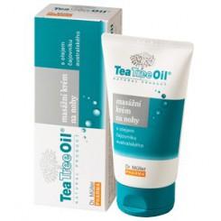 Tea Tree Oil masážní krém na nohy 150 ml
