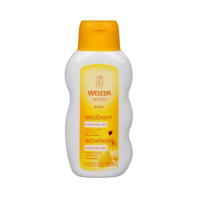 Weleda Weleda Měsíčkový kojenecký olej 200 ml
