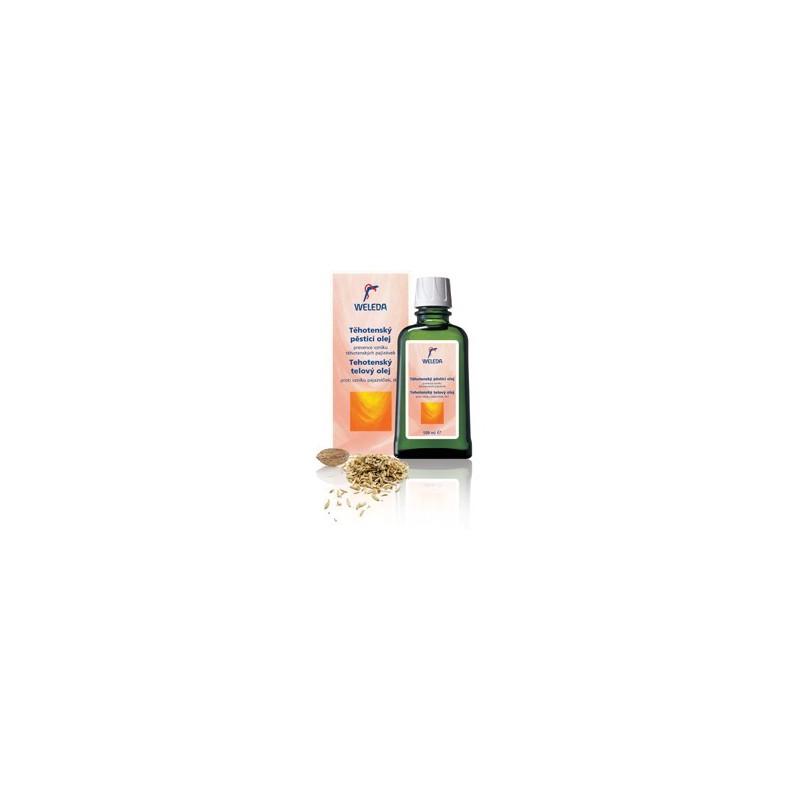 Weleda Weleda Těhotenský pěsticí olej 100 ml