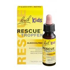 Krizové kapky pro děti (Rescue Tropfen) 10 ml - Bachovy esence