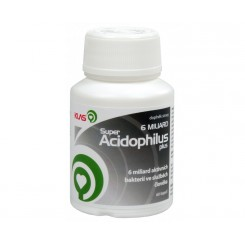 Super Acidophilus plus 6 miliard 60 kapslí