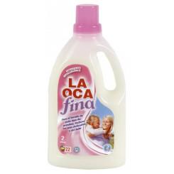 Finclub Prací gel na jemné a dětské prádlo 2 l