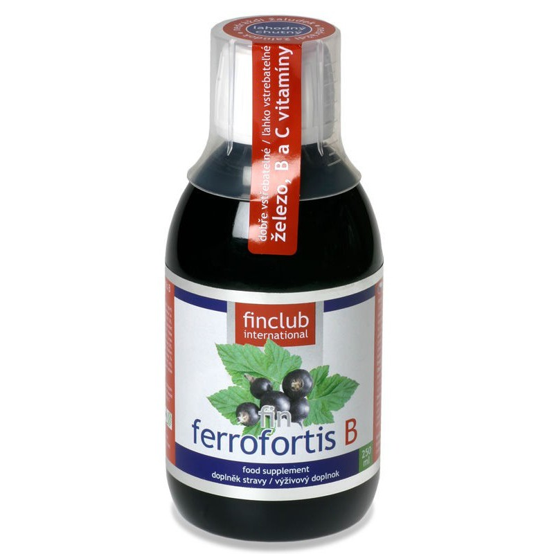 Finclub Finclub Fin Ferrofortis B 250 ml