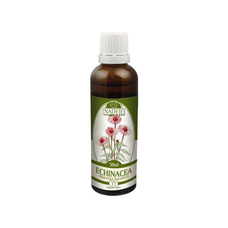 Naděje Echinacea bylinná tinktura 50 ml