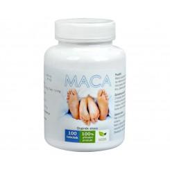 Natural Medicaments Maca 100 tob.