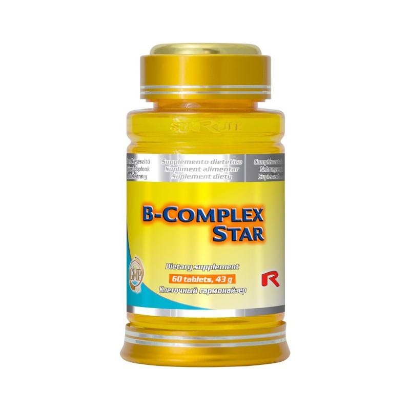 Starlife B-Complex Star 60 tbl.