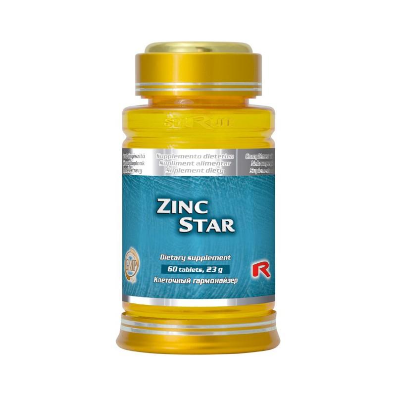Starlife Zinc Star 60 tbl.