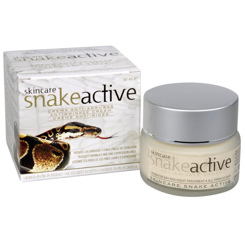 Diet Esthetic Diet Esthetic Regenerační krém s hadím jedem SnakeActive 50 ml