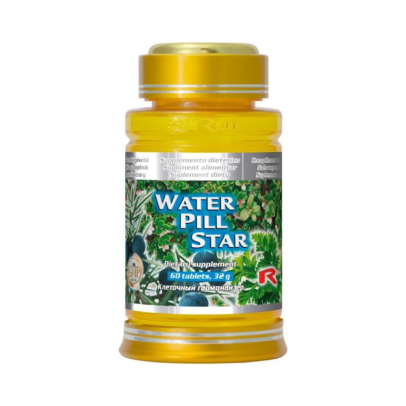 Starlife Water Pill Star 60 tbl.