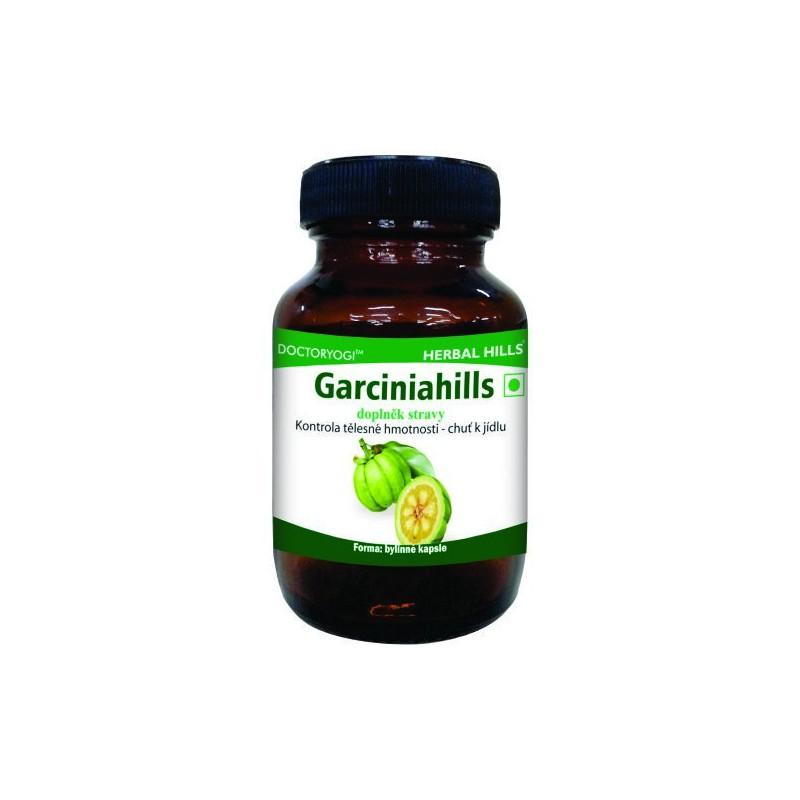 Herbal Hills Garciniahills 60 kapslí