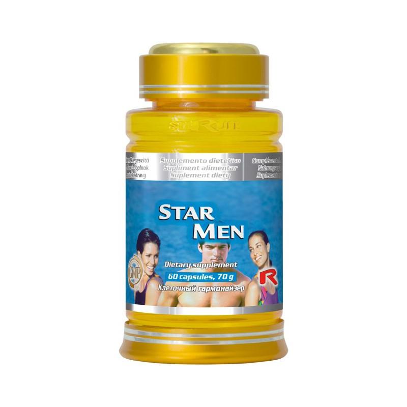 Starlife Star Men 60 kapslí