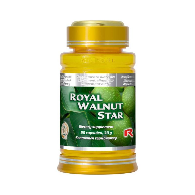 Royal Walnut 60 kapslí Starlife