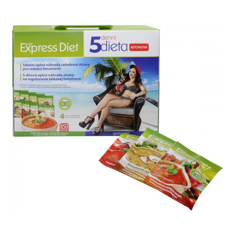 Good Nature Good Nature Express Diet 1100 g