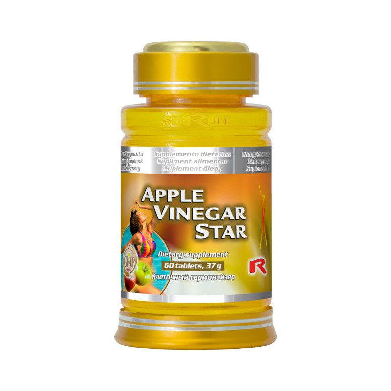 Starlife Apple Vinegar Star 60 tablet