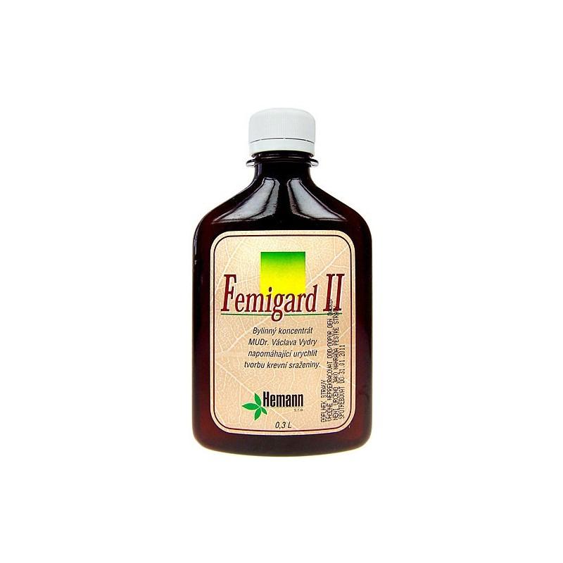 Hemann Hemann Femigard II - Hemostop 300 ml