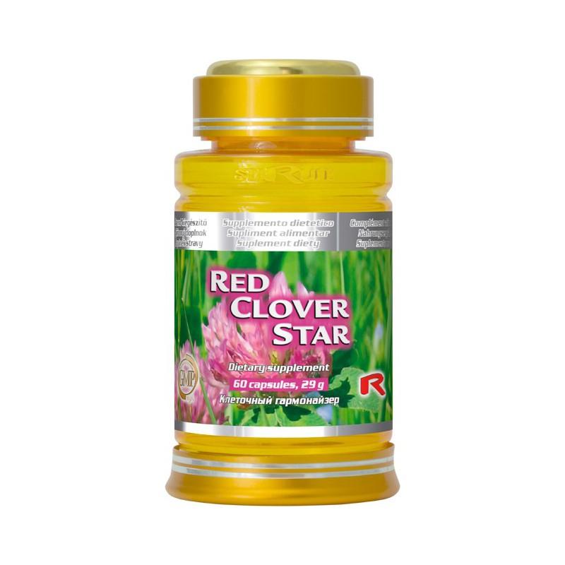 Starlife Red Clover 60 kapslí