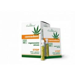 Cannaderm Cannadent regenerační sérum 10x1,2 ml