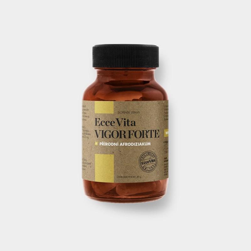 Organic India Vigor Forte 60 kapslí