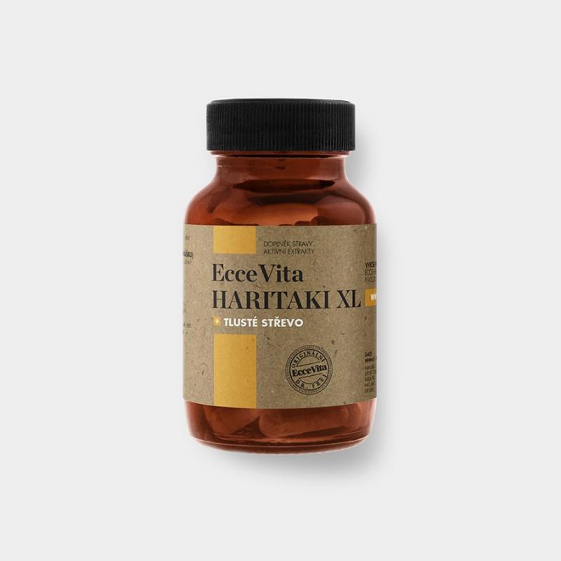 Organic India Haritaki XL 60 kapslí