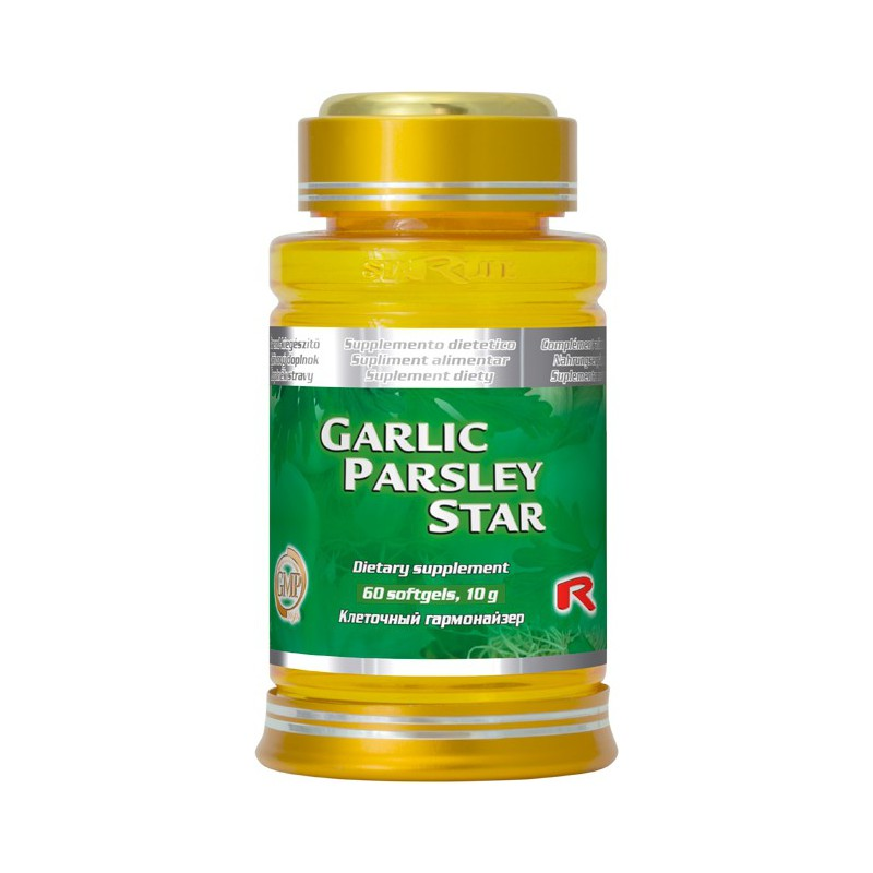Starlife Garlic Parsley Star 60 tobolek