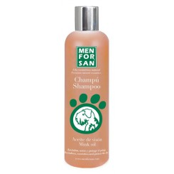 Menforsan Ochranný šampon s norkovým olejem pro psy 300 ml