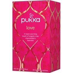 Pukka Čaj Láska 20 sáčků