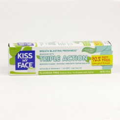 Kiss My Face Triple Action 127,6 g