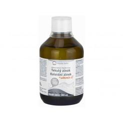 Pharma Activ Koloidní zinek + vitamín C liquid 300 ml