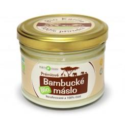 100% čisté bambucké máslo 350 ml