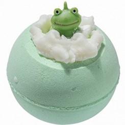 Bomb Cosmetics Koupelový balistik Není jednoduché být zelený 160 g
