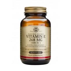 Solgar Vitamín E 400 iu 50 kapslí